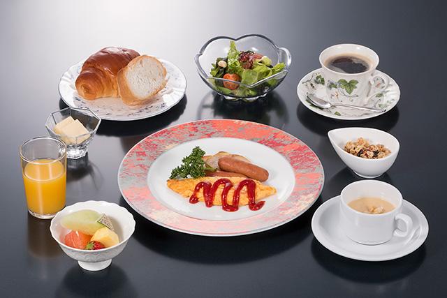 ご朝食の例
